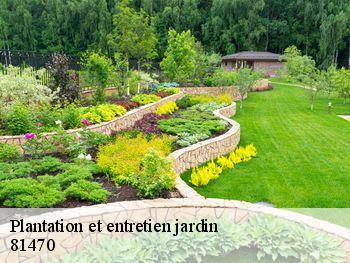 Jardinier pour entretien de jardin à Lacroisille tél: 05.32 ...